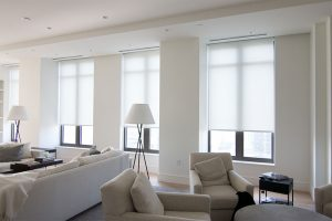 Waldorf Astoria Modern Window Treatments