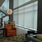 Automated window shades for your penthouse.