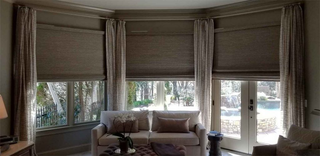 Transitional Automated Window Treatments