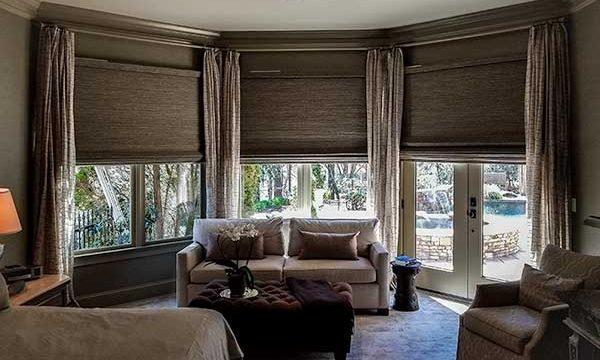 Transitional Window Treatments