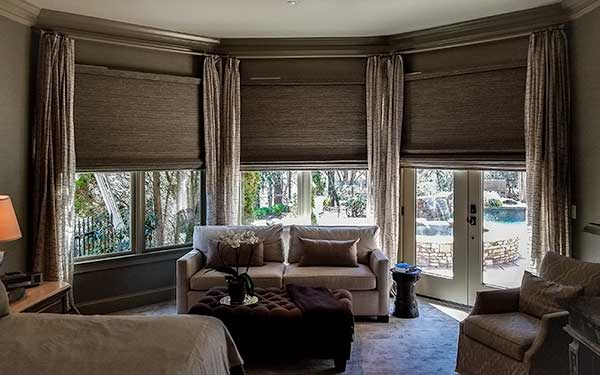 Transitional Window Treatments