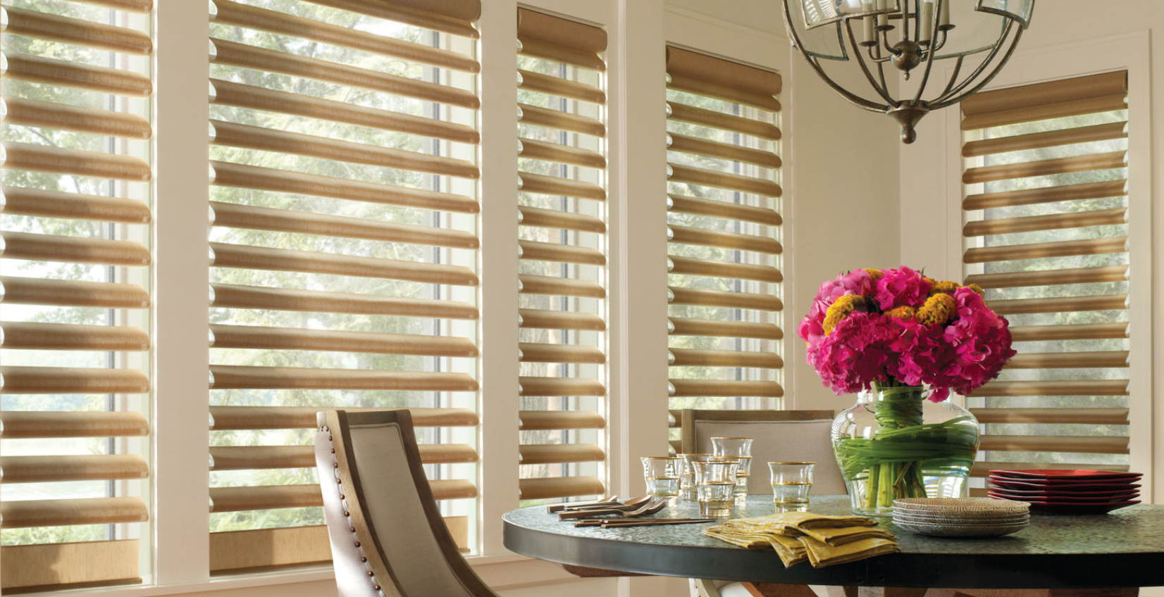 Hunter Douglas Pirouettes
